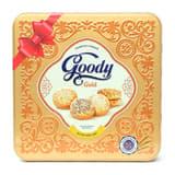 Bánh hỗn hợp Goody Gold Bibica hộp 450g