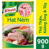 Hạt nêm thịt thăn, xương ống và tủy Knorr gói 900g