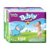 Tã-bỉm quần Bobby XL18 - Hàng chính hãng
