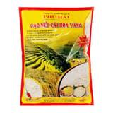 Gạo nếp cái hoa vàng Phú Hải túi 1kg